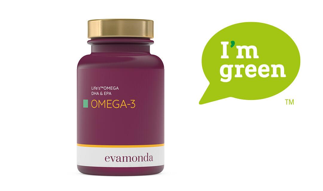 evamonda OMEGA-3 Dose