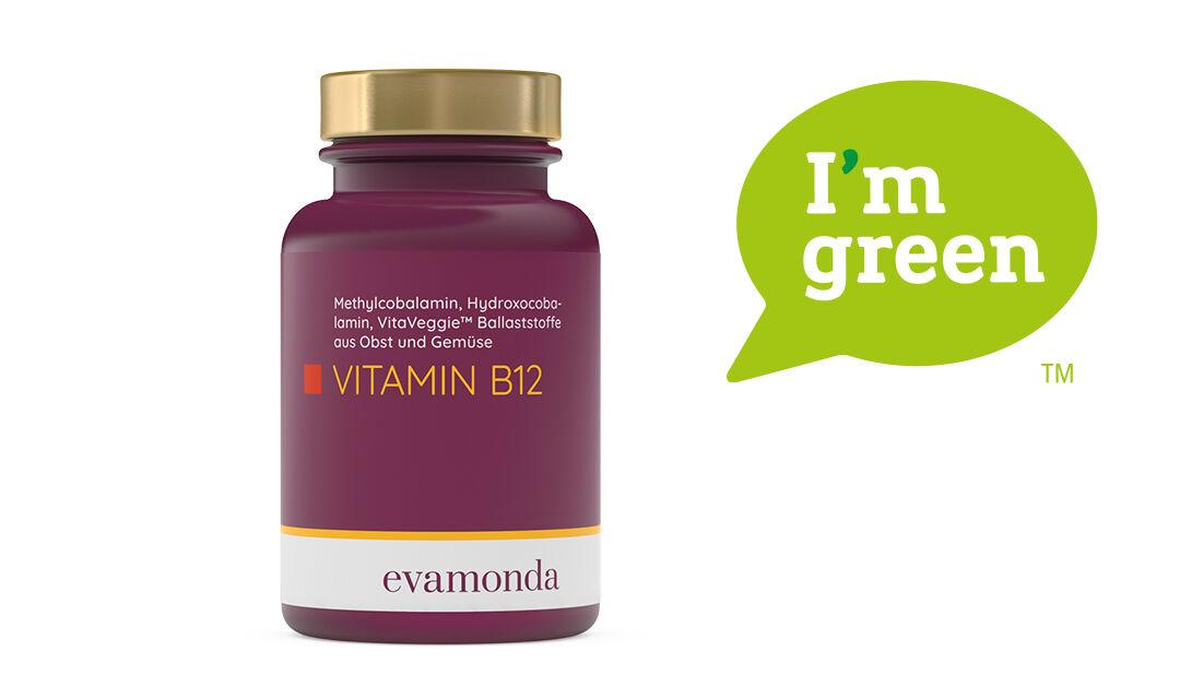 evamonda VITAMIN B12 Packung
